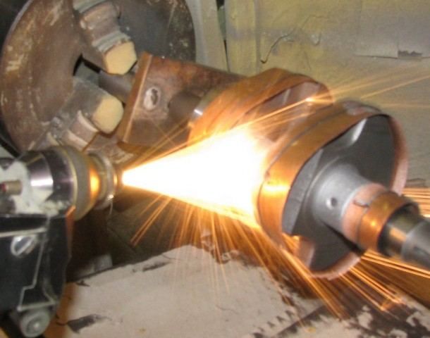 напыление металла в екатеринбурге