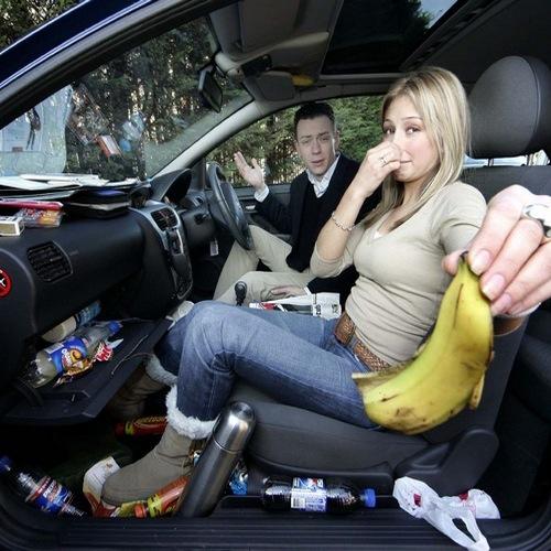 Запах в салоне автомобиля и дезинфицирование кондиционера