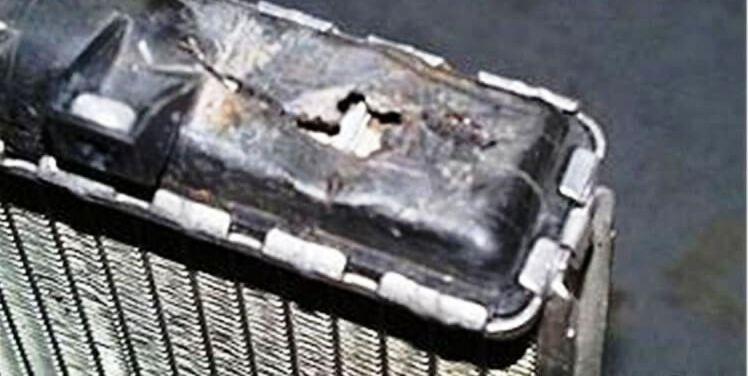 радиатор ваз 2110 ремонт