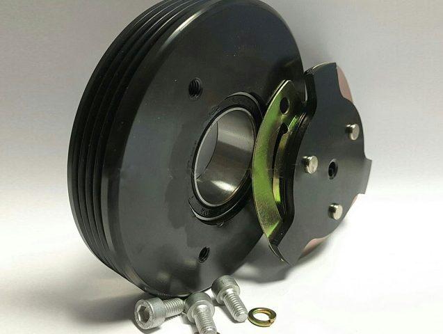 Ремонт и замена муфты компрессора кондиционера автомобиля